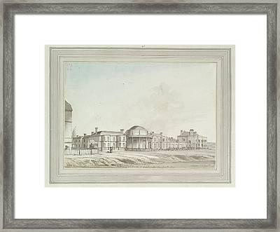 The Prince Of Wales Pavilion Framed Print