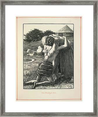 The Prodigal Son Framed Print