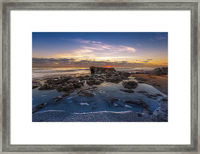 The Promise Framed Print by Debra and Dave Vanderlaan