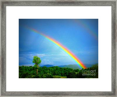 The Promise Framed Print by Patti Whitten