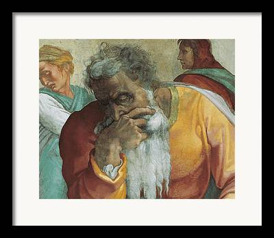 Prophet The Prophet Framed Prints