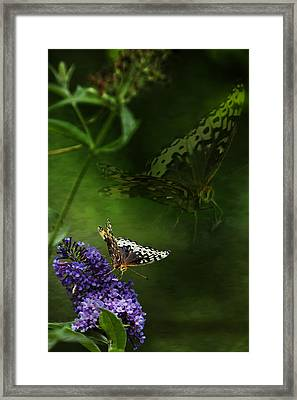 The Psyche Framed Print