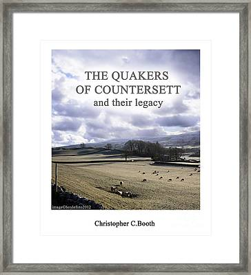 The Quakers Of Countersett Framed Print by Mike Hoyle