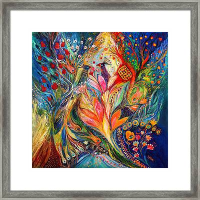 The Queen Lillie Framed Print by Elena Kotliarker