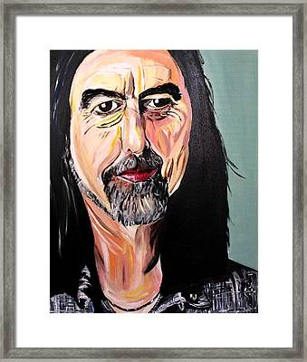 The Quiet Beatle Framed Print by James Santarella