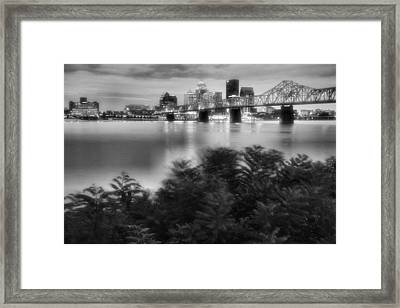 The Quiet City Framed Print by Steven Ainsworth
