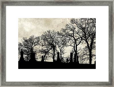 The Quiet Place Framed Print