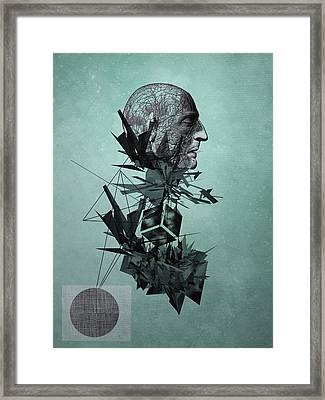 The Raindrops Framed Print