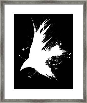 The Raven IIl Framed Print