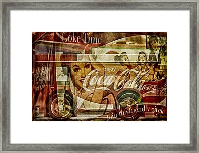 The Real Thing Framed Print by Susan Candelario