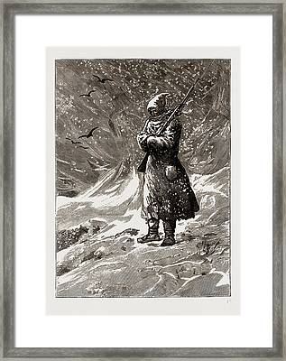 The Recent War Between Serbia And Bulgaria A Bulgarian Framed Print by Litz Collection