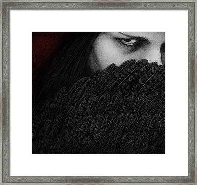 The Reckoning Framed Print by Pat Erickson