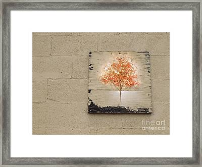 The Recollection Framed Print by Tara Turner