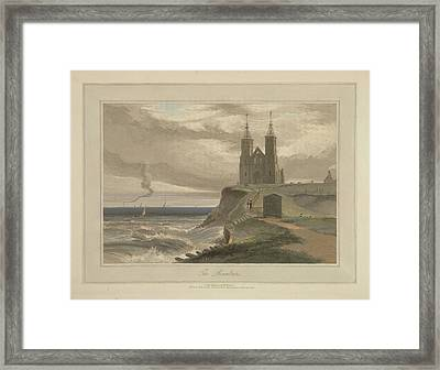 The Reculvers Framed Print by British Library