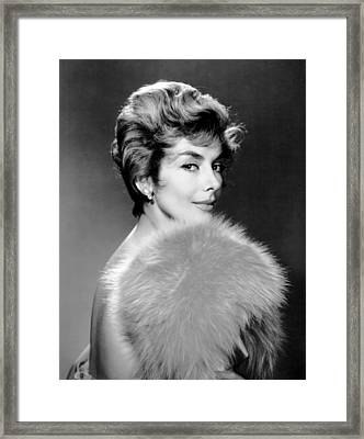 The Reluctant Debutante, Kay Kendall Framed Print by Everett