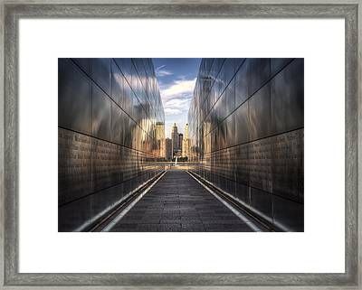 The Remembered. Framed Print by Rob Dietrich