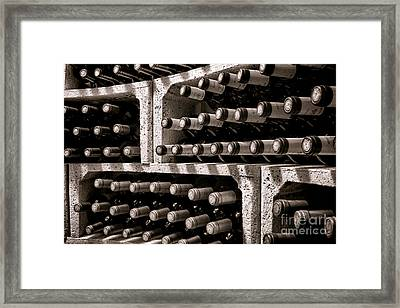 The Reserve Framed Print by Olivier Le Queinec