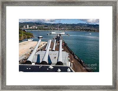 The Rest Of The Story Framed Print by Jon Burch Photography
