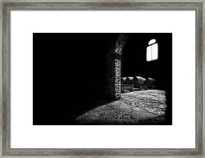 The Rest Framed Print by Stefano Venturi