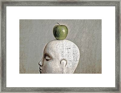 The Return Of William Tell Framed Print