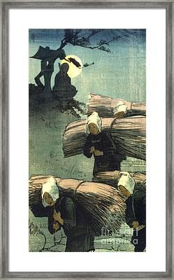The Return 1907 Framed Print