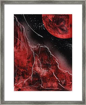 The Return Framed Print