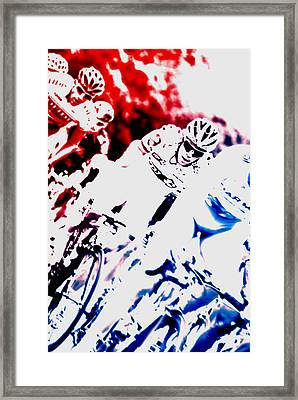 The Ride Framed Print by Frederico Borges