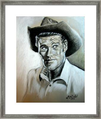 The Rifleman Framed Print