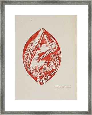 The Risen Life Framed Print by British Library