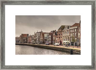 The River Bank Framed Print