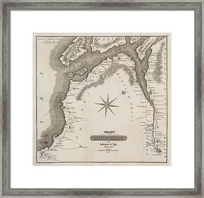 The River Clyde Framed Print