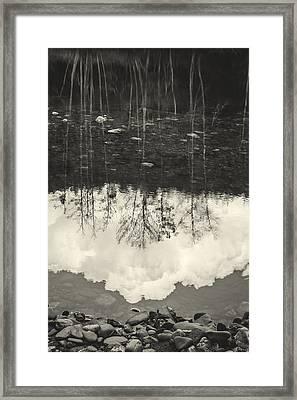 The River I Framed Print