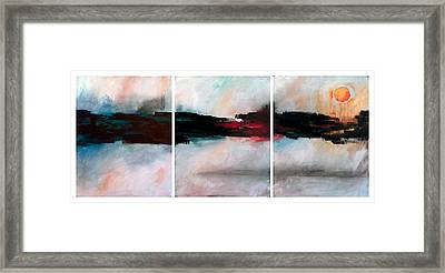 The River Tethys Framed Print