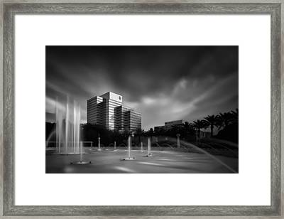 The Rock Of Jacksonville Framed Print by Jeff Turpin