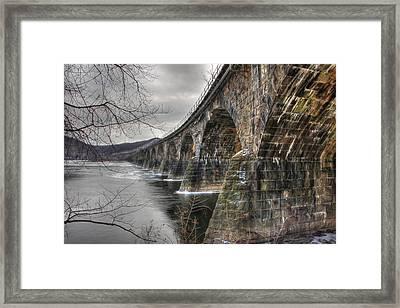 The Rockville Framed Print
