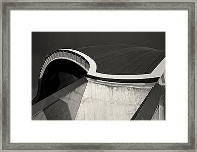 The Roof Of The Sage Framed Print by Stephen Taylor