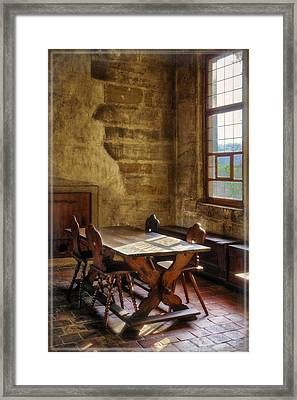 The Room On The Side Framed Print