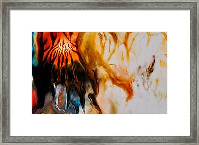 The Root Framed Print