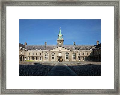 The Royal Hospital - Now The Museum Framed Print by Panoramic Images