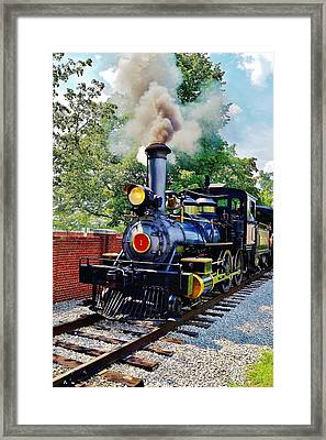 The Rxr At Greefield Village Framed Print