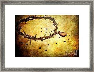 The Sacrifice Framed Print