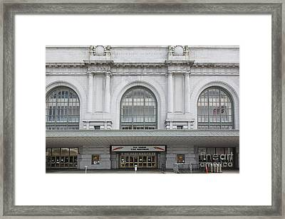 The San Francisco Exposition Auditorium - Bill Graham Civic Auditorium 5d22595 Framed Print by Wingsdomain Art and Photography