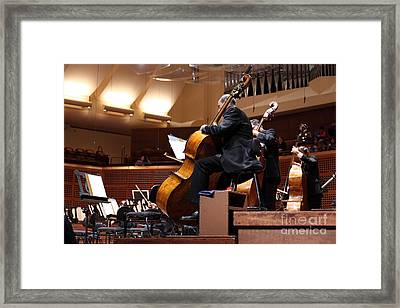The San Francisco Symphony 5d22497 Framed Print by Wingsdomain Art and Photography