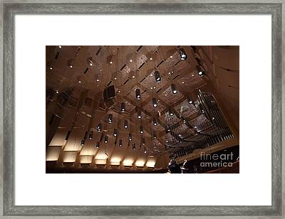 The San Francisco Symphony 5d22498 Framed Print by Wingsdomain Art and Photography