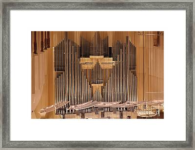 The San Francisco Symphony 5d22504 Framed Print by Wingsdomain Art and Photography