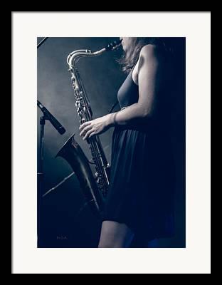 Bands On Stage Photographs Framed Prints