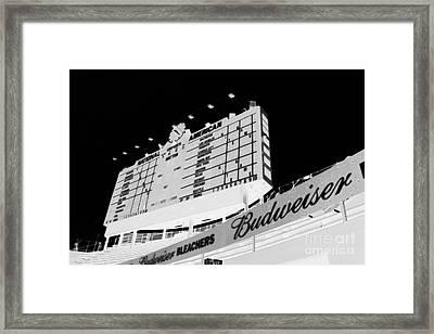 The Scoreboard Framed Print by David Bearden