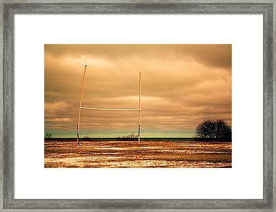 The Season Cometh Framed Print