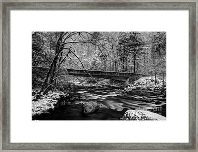 The Seasons Promise Framed Print by Michael Eingle