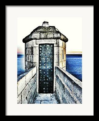 Alicante Framed Prints